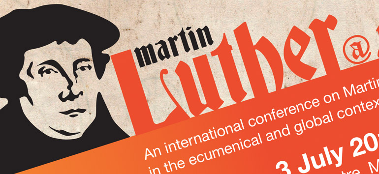 LUTHER@500-Conference